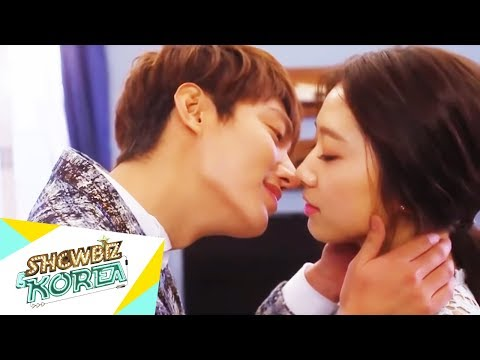 Showbiz Korea - BEST 5 MOST ROMANTIC SCENES FROM DRAMAS(드라마 러브신 베스트 5)