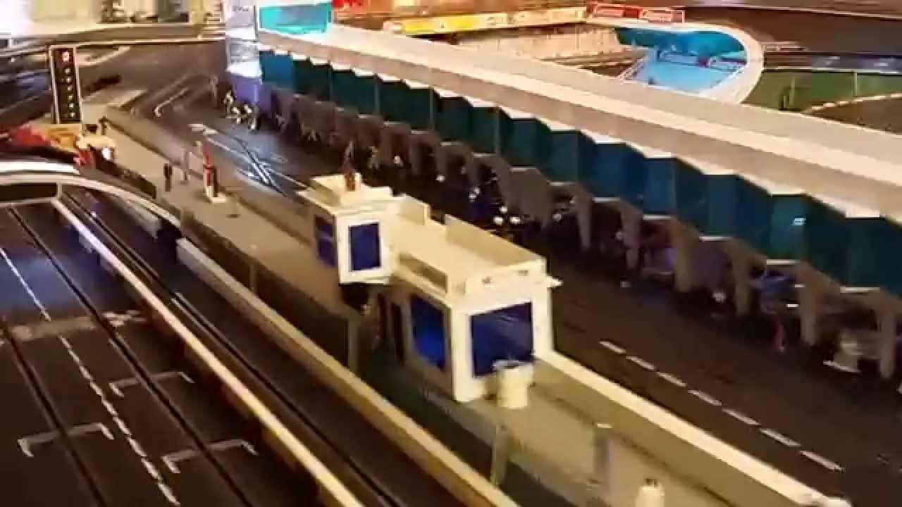 Carrera Digital 1 32 Noch Mehr Deko F R Die Bahn Youtube