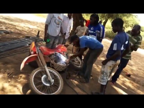 Africa On Two Wheels - North Tanzania