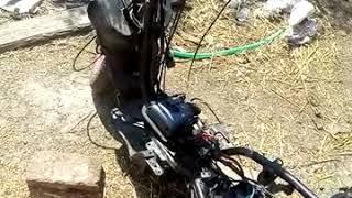 Yamaha jog aprio глохне коли даєш газу. У чому причина підкажіть будь ласка.