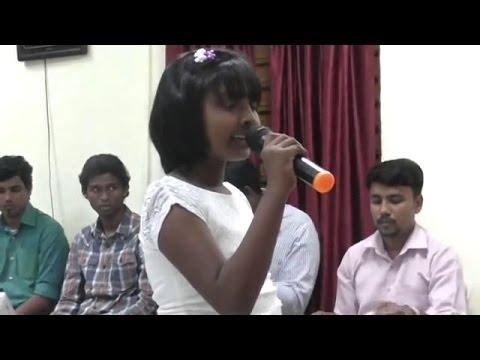 Tamil Christian Song - Elshadaai enthan thunai neere by Adelin Patricia