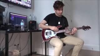 A Day To Remember | Bad Vibrations | GUITAR COVER FULL (NEW SONG 2016) HD