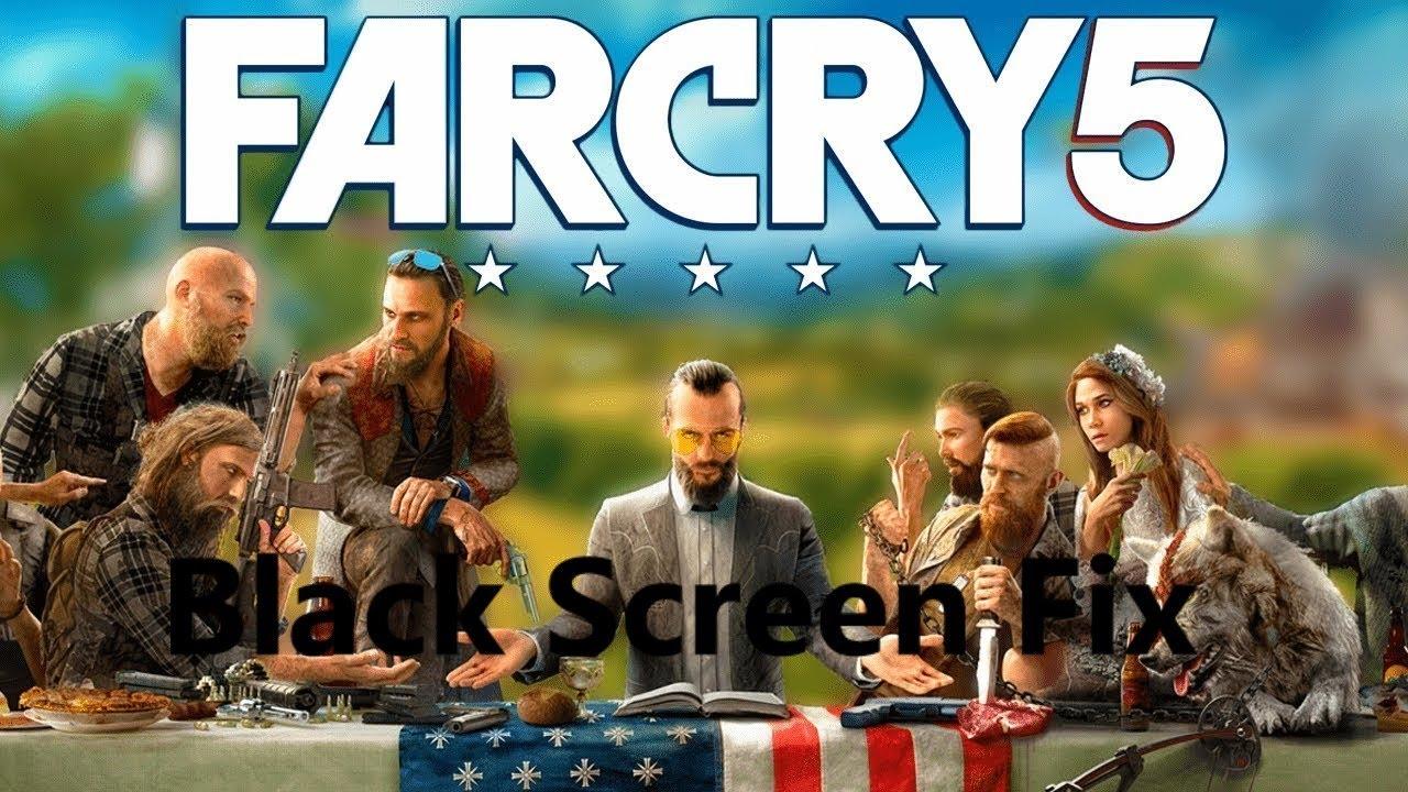 Far Cry 5 Barsch