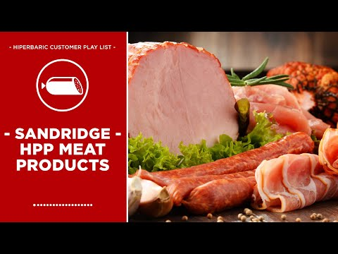High Pressure Processing. Sandridge Foods.mp4