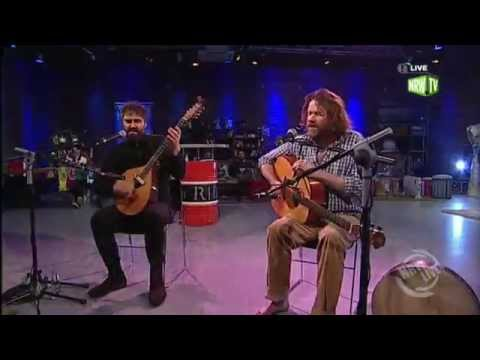 Hothouse Flowers bei NRW Live Teil 2