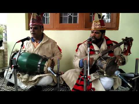 Awesome voice, Local Himachali Kangri Song