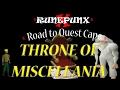 Old School Runescape: Throne of Miscellania Quest Guide
