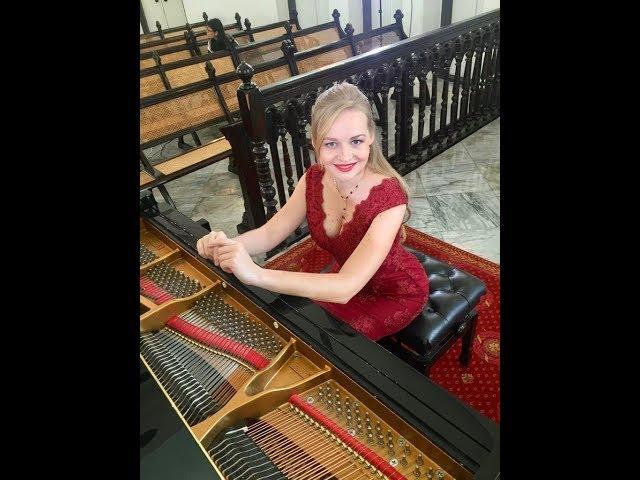 Arno Babadjanian, Humoresque - Kseniia Vokhmianina, piano
