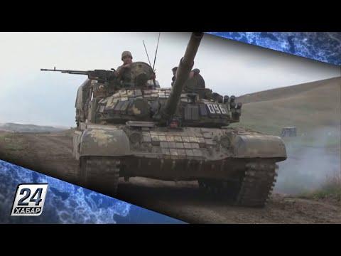 В Нагорном Карабахе продолжаются ожесточенные бои