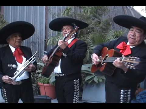 Las Mananitas By Mariachi Malibu Wmv Youtube