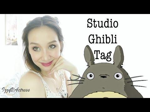 Studio Ghibli Tag -  IzzyVActress