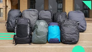 9 Packable Daypacks For Minimalist Travel & Why You May Need One In Your Carry-On Backpack