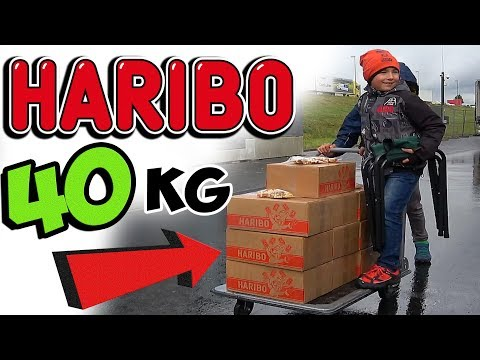✔ Акция Харибо в Германии ✔ Меняем Каштаны и желуди на конфеты Харибо ✔ Результаты конкурса