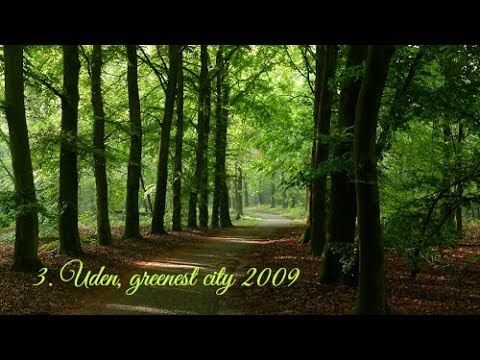 Uden, greenest city of Europe / groenste stad van Europa (3)