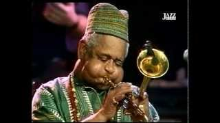 Dizzy Gillespie. Live - A Night in Tunisia
