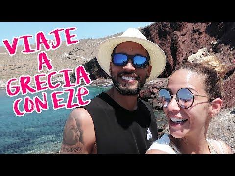 Vacaciones En Grecia Con Ezequiel  Pánico En El Helicóptero