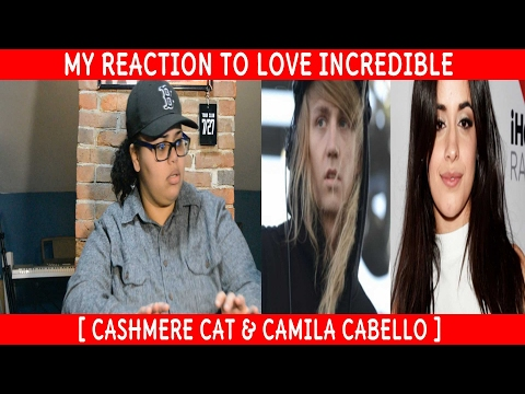 My Reaction To Love Incredible by Cashmere Cat &...