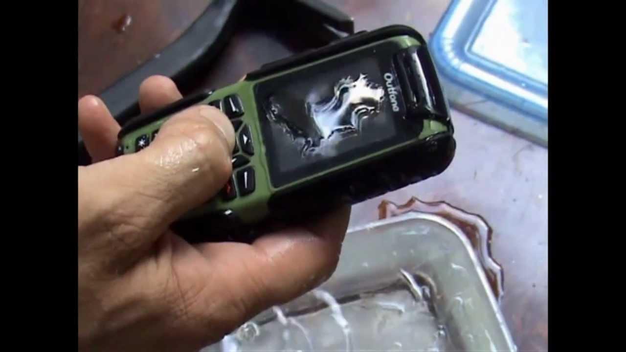 Видео-обзор защищенного телефона Runbo X1 - YouTube