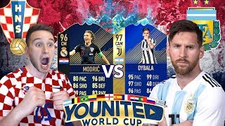 FIFA 18: YOUnited WORLD CUP Viertelfinale | IamTabak vs Smexy 🇭🇷🏆