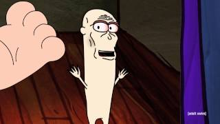 Taint Cancer Awareness | Squidbillies | Adult Swim