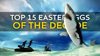 Top 15 Video Game Easter Eggs of the DECADE (2010s)