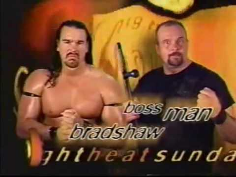 WWF Heat April 14, 2002