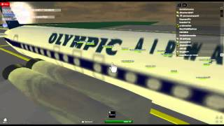 Roblox BEA Olympic's opening's Flight! (BE 2012) Part 1