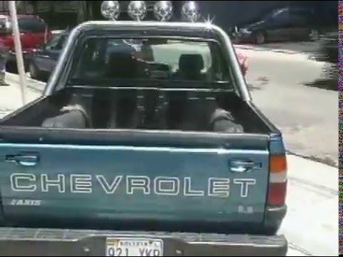 Camioneta Chevrolet Luv 1998 Youtube