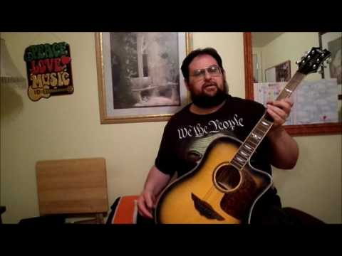 The Twystid J Show - Keith Urban Acoustic Guitar Review!