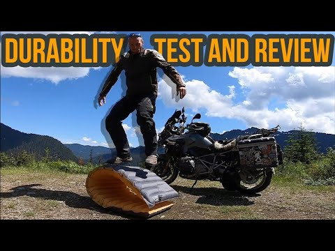 motorcycle-camping-gear-review---zooobelives---airlive-air-mattress