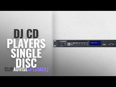 Top 10 Dj Cd Players Single Disc [2018]: Marantz Professional PMD-326C   Commercial CD Player with