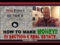 Section 8 Landlord Tips - Making Money