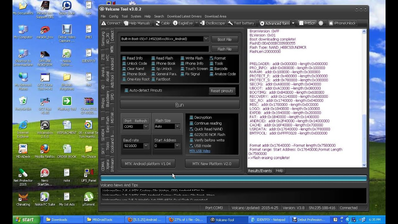 Mi 354 flash file