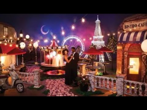 Paris Prom Theme by Anderson's