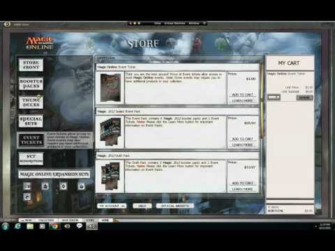 How To Play Magic The Gathering Online -MTGHeadQuarters from YouTube · Duration:  10 minutes 41 seconds