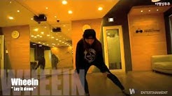 """""""Lay it down"""" dance cover by Wheein of Mamamoo"""