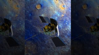 MESSENGER ends mission, crashes into Mercury.. April 2015