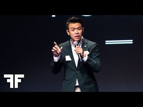 Wonho Chung - Live from the 2014 Oslo Freedom Forum
