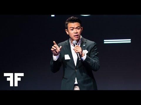 Wonho Chung - Live from the 2014 Oslo Freedom Forum