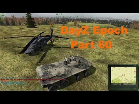 DayZ Epoch - Part 60 - Bulletproof BTR-90