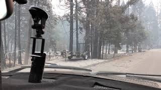 Magalia California post fire