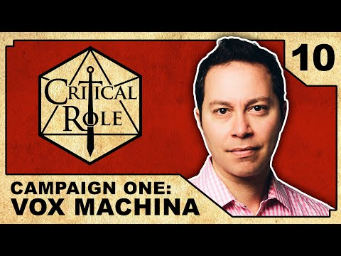 K'Varn Revealed - Critical Role RPG Show: Episode 10