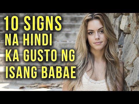10 Signs na HINDI ka Gusto ng Isang Babae