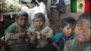 Pobreza infantil en México,  una cruda realidad