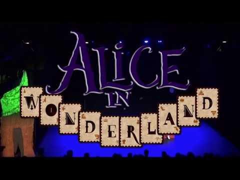 LEF presents 'Alice in Wonderland'