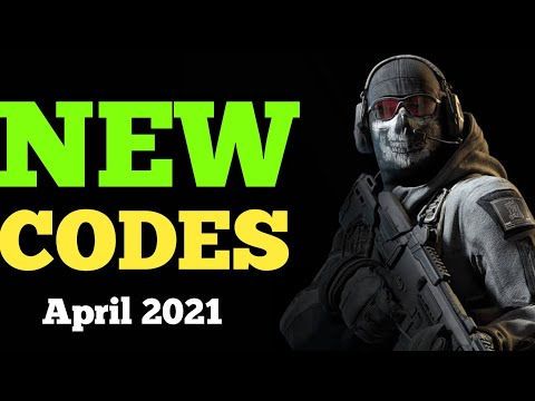 NEW CALL OF DUTY MOBILE REDEEM CODES 2021 - CALL OF DUTY CODES 2021