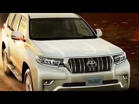 toyota land cruiser prado 150 series 2018