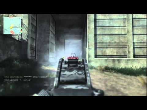 Oettinger Games: Call of Duty 8 - Taste The Poison Trailer