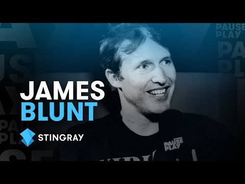 James Blunt Interview | Stingray PausePlay
