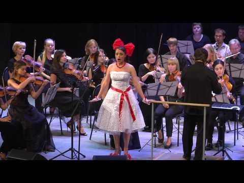 Жак Оффенбах – Опера Сказки Гофмана Ария куклы Олимпии